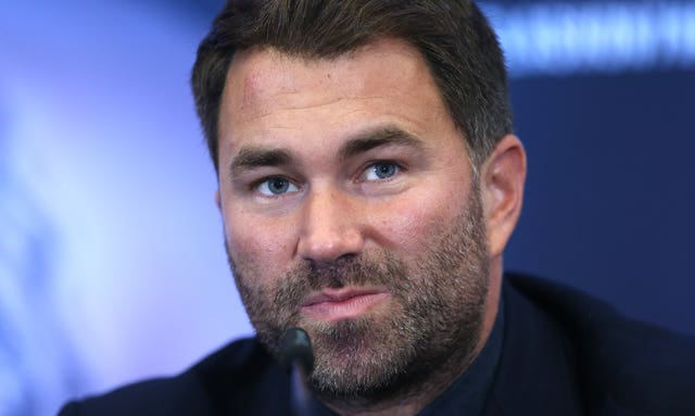 Fights will take place at the Essex home of promoter Eddie Hearn
