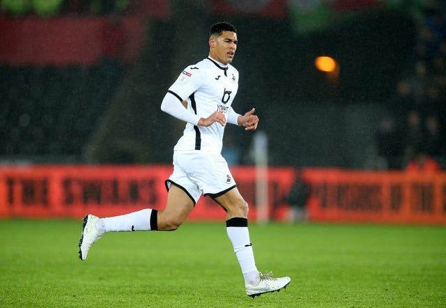 Ben Cabango has broken into the Swansea side and now has a year to catch the full attention of Wales boss Ryan Giggs.