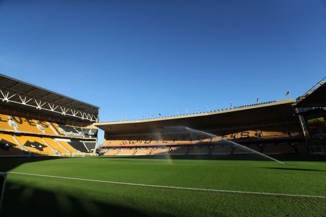 Wolverhampton Wanderers v Ipswich Town – Sky Bet Championship – Molineux