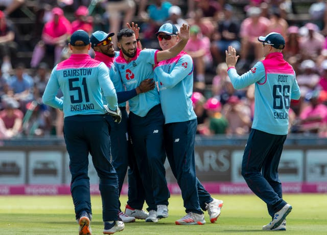 England extended their unbeaten bilateral series record