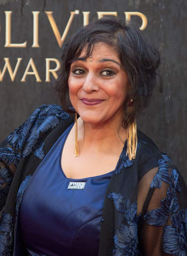 Meera Syal  at the Olivier Awards