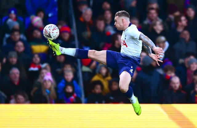 Crystal Palace v Tottenham Hotspur – FA Cup – Fourth Round – Selhurst Park