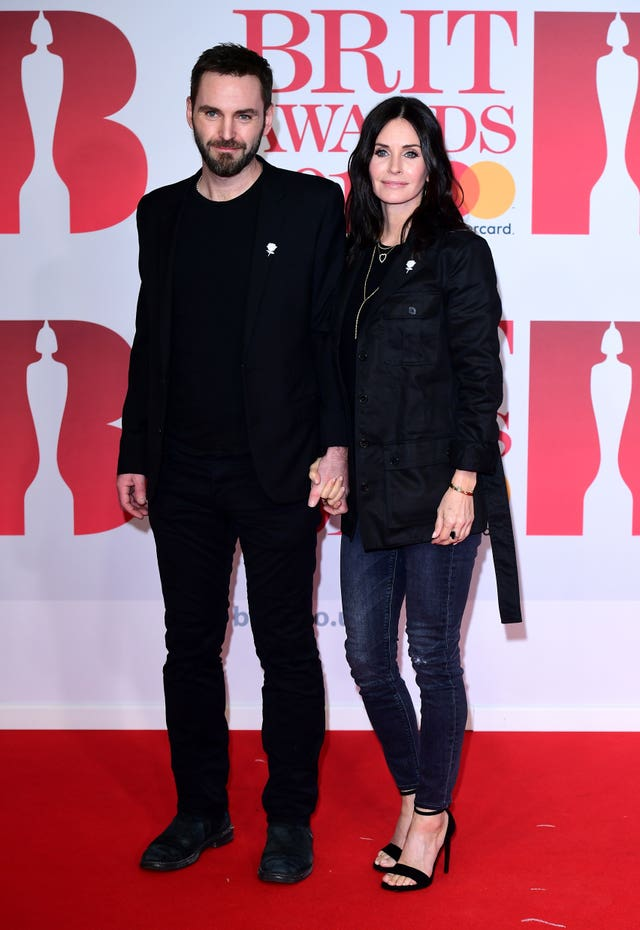 Brit Awards 2018 – Arrivals – London