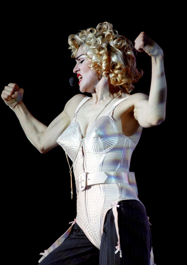 MADONNA WEMBLEY STADIUM 1990