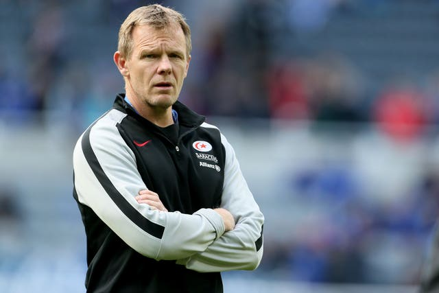 Saracens director of rugby Mark McCall is preparing for life in the Championship next season