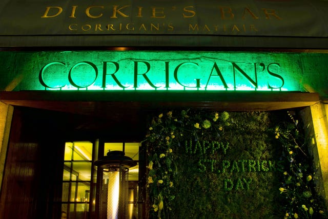 Corrigan's in Mayfair, London