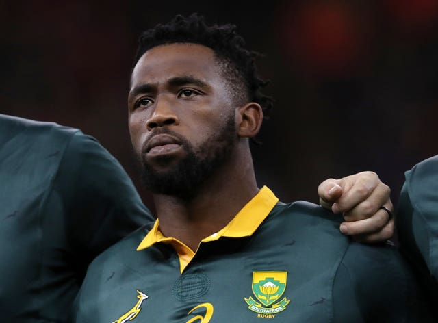 Rob Baxter follows in the footsteps of South Africa captain Siya Kolisi