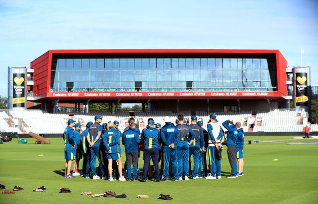 Australia will be determined to bounce back at Old Trafford