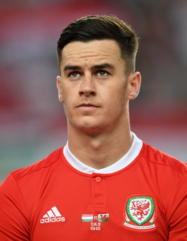 Tom Lawrence is in the latest Wales squad despite his legal troubles