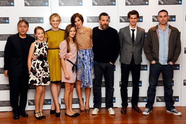 London Film Festival – Never Let Me Go Photocall