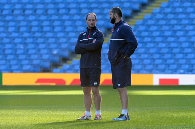 Rugby Union – Rugby World Cup 2015 – England Captain's Run – Pool A – England v Uruguay – City Of Manchester Stadium