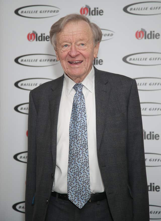 Lord Dubs who put forward the amendment on allowing unaccompanied child refugees into the UK (Yui Mok/PA)