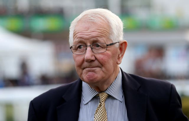 Trainer David Elsworth is in search of a second victory in the Lincoln