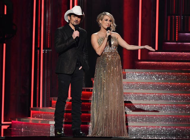 52nd Annual CMA Awards – Show