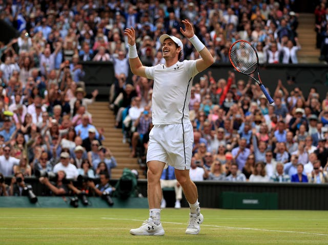 Wimbledon 2016 – Day Thirteen – The All England Lawn Tennis and Croquet Club