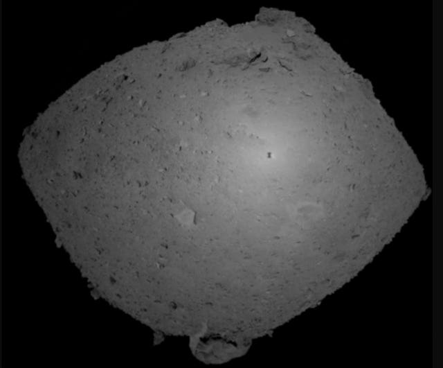 The Ryugu asteroid
