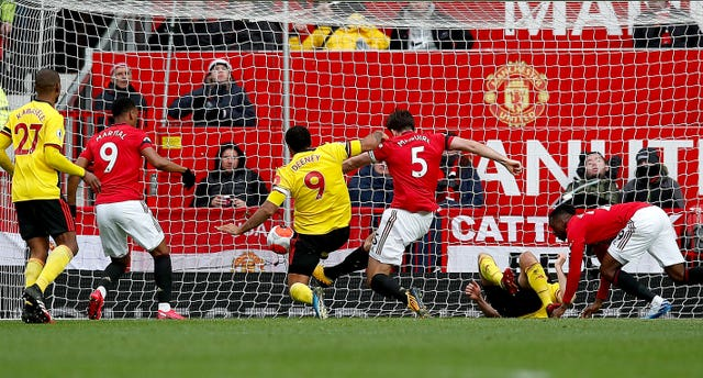 Manchester United v Watford – Premier League – Old Trafford