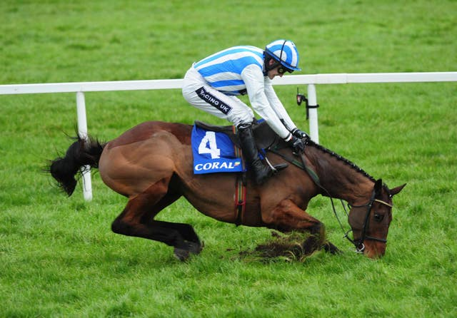 Killultagh Vic and jockey Ruby Walsh make a brilliant recovery at Leopardstown