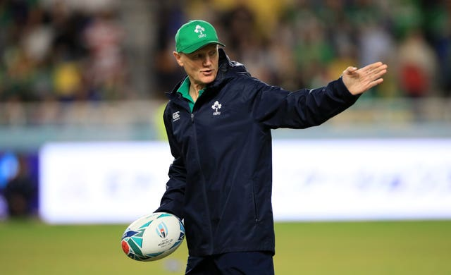 Ireland head coach Joe Schmidt will have to make do without Bundee Aki