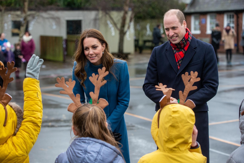 Duchess Kate Middleton Has a Mishap While Roasting Marshmallows!