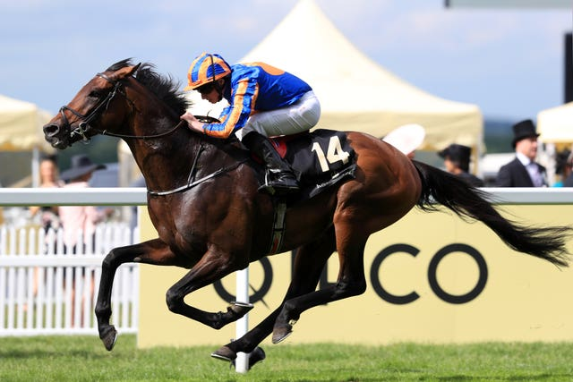 Stradivarius is set for a big clash with Order Of St George at Royal Ascot