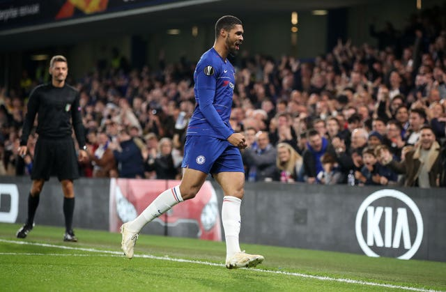 Ruben Loftus-Cheek proved too good for BATE Borisov