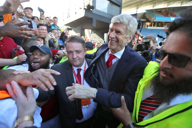 Wenger has yet to decide what he will do following his departure from Arsenal