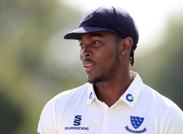 Archer has signed with Sussex until at least the end of the 2021 season