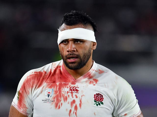 Billy Vunipola has won 51 England caps