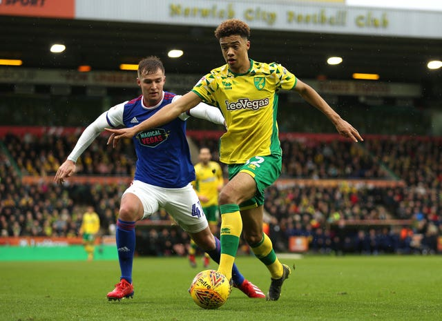 Jamal Lewis has starred for Norwich this season