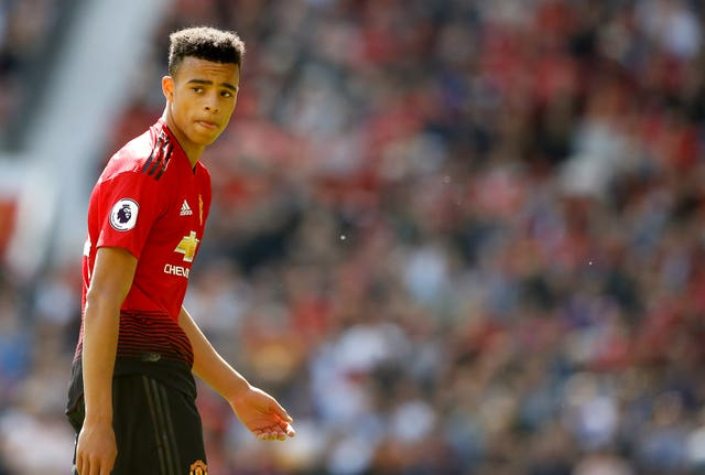 Mason Greenwood can expect opportunities