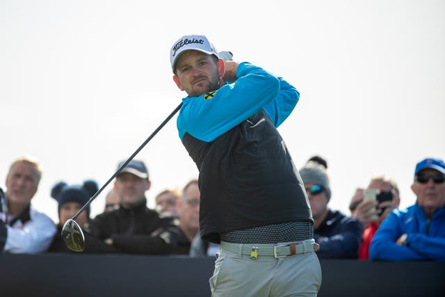Bernd Wiesberger is looking to become the first Austrian to be crowned European number one