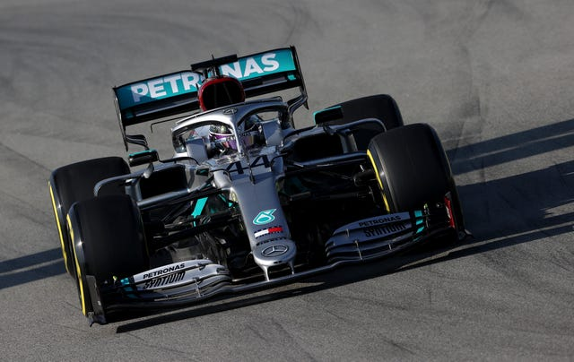 Lewis Hamilton will have to wait to begin the defence of his title