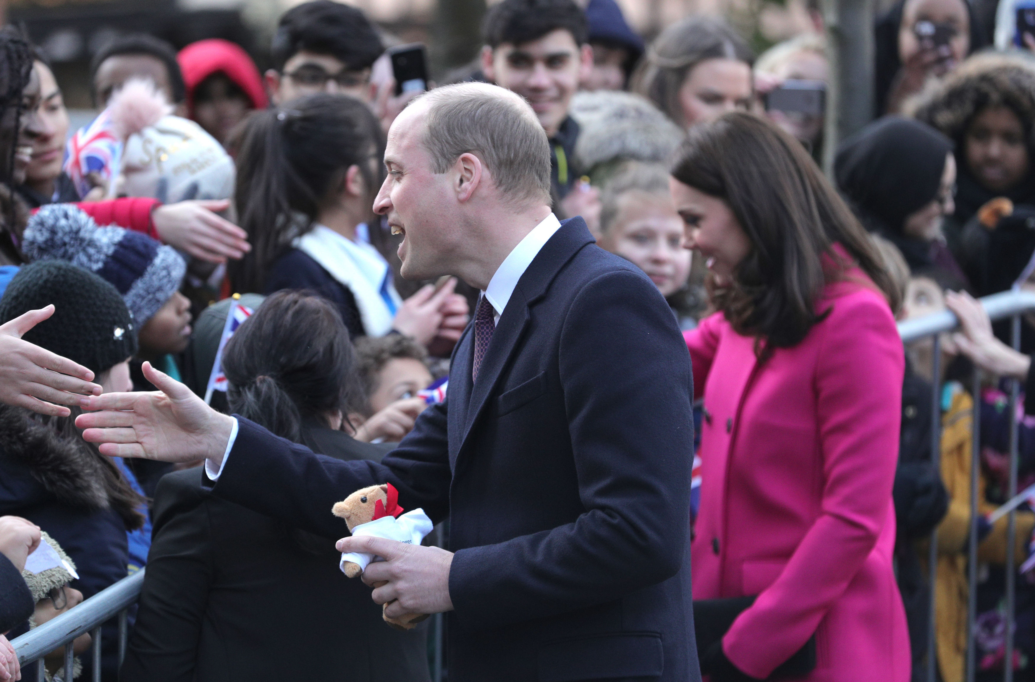 Kate Middleton Had the Sweetest Things to Say About Her Royal Children