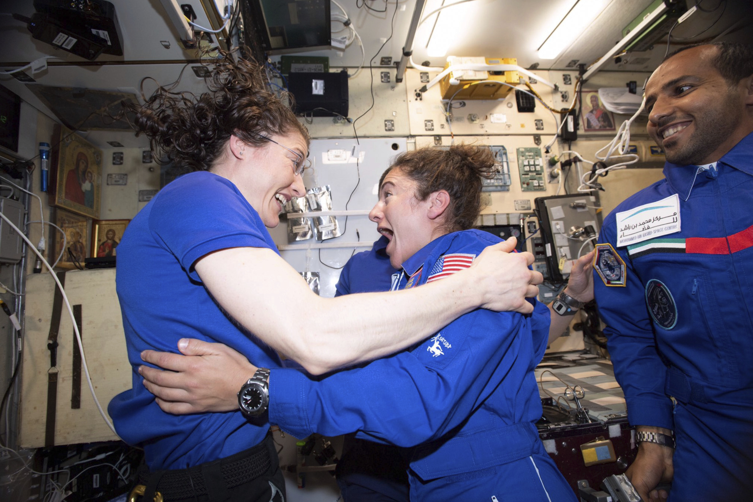 NASA Moves Up 1st All-Female Spacewalk to This Week