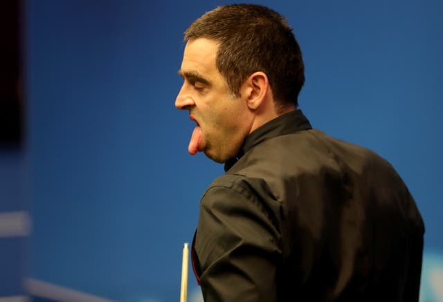 Sometimes, a 146 will do, O'Sullivan said