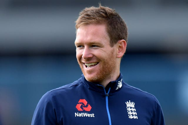 Eoin Morgan has spoken about Alex Hales