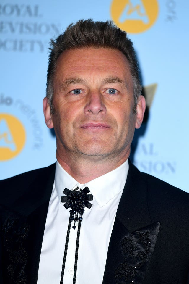 Chris Packham legal action