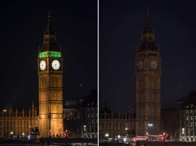 Earth Hour will see landmarks such as <a href=
