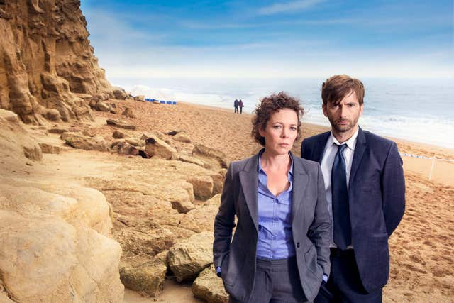 Shows like Broadchurch are on the service