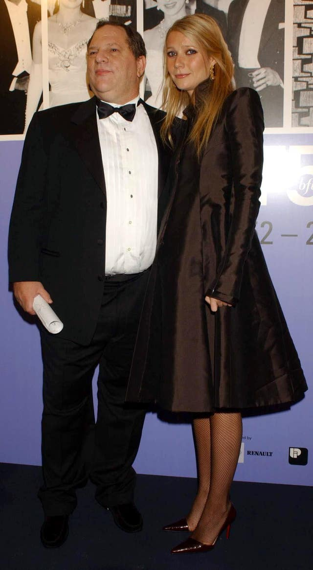 Paltrow & Weinstein NFT