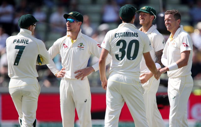 Australia stormed to victory at Edgbaston