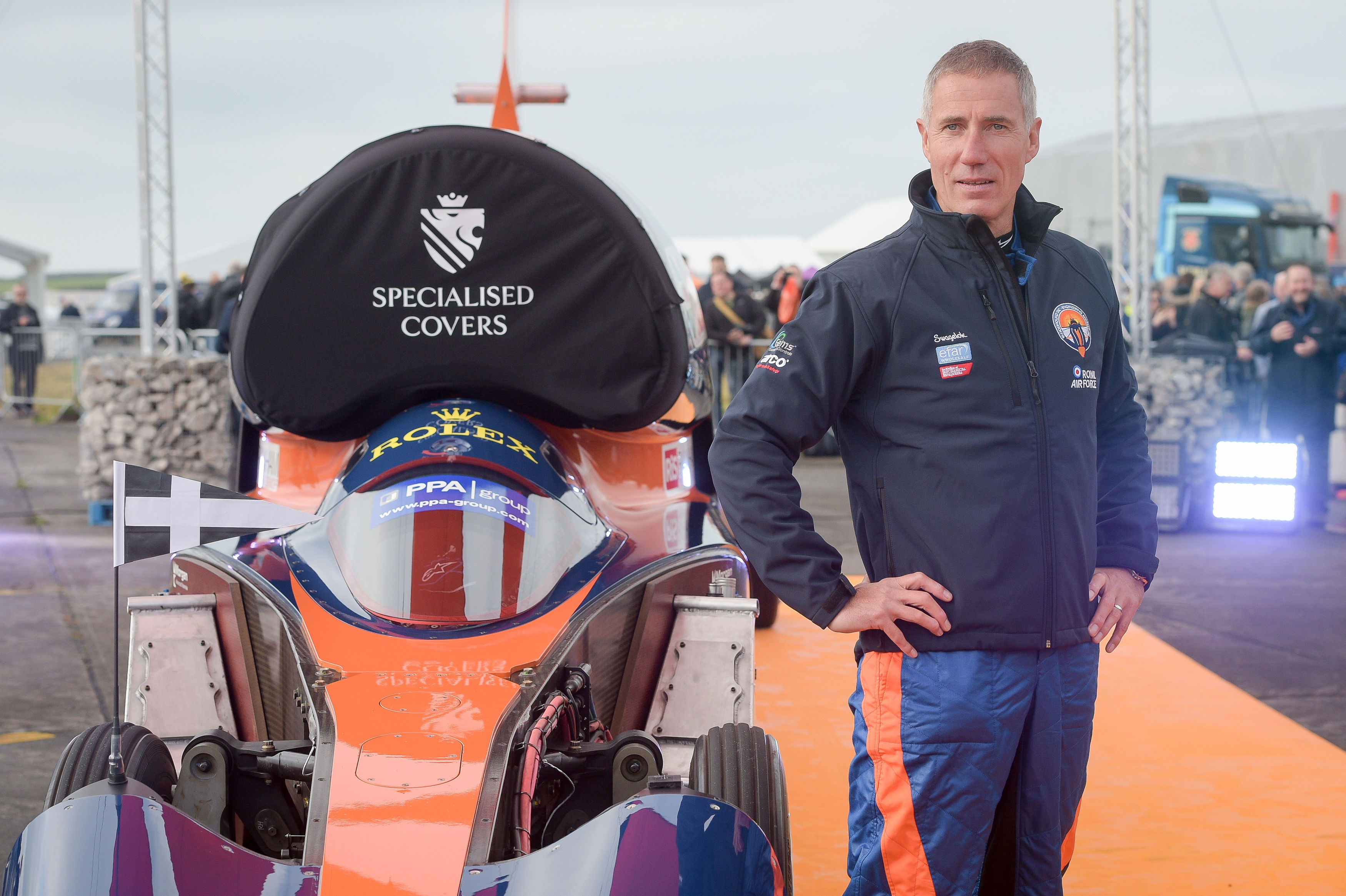 Bloodhound land speed record bid scrapped after firm's collapse