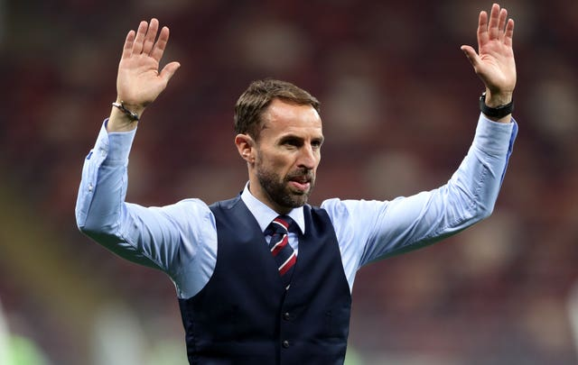 Gareth Southgate has enjoyed real popularity
