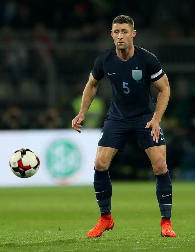 Gary Cahill has captained England in recent seasons