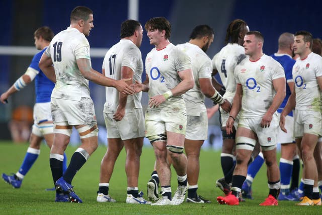 England's victory in Rome was enough seal their third Six Nations title in five years