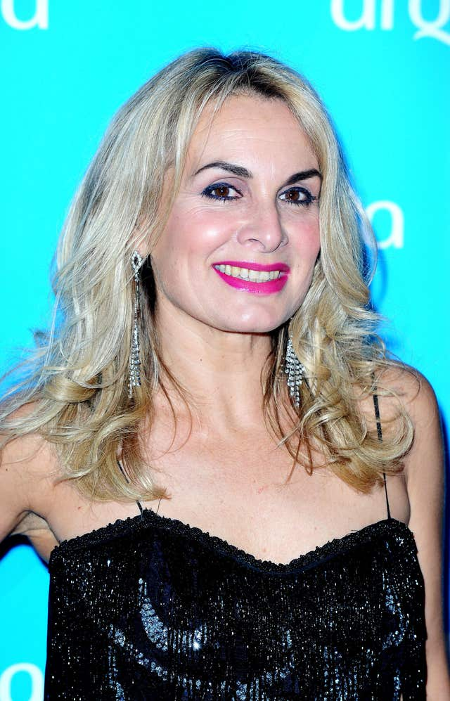 Jay Aston cancer