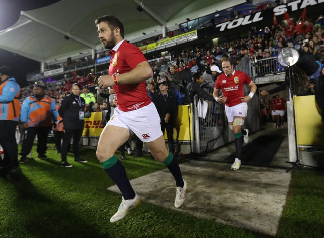Greig Laidlaw missed Scotland's summer tour after being called up by the British and Irish Lions