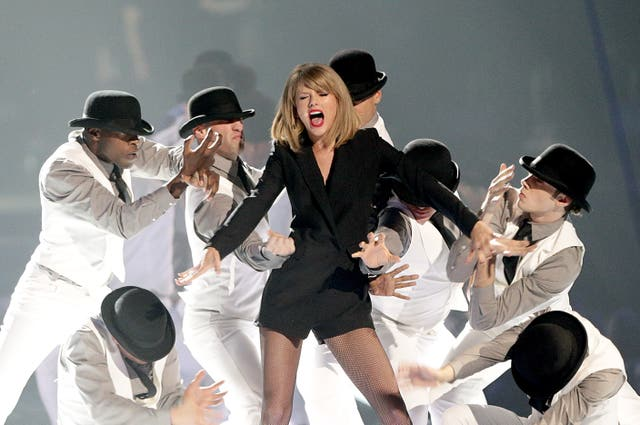 Brit Awards 2015 – Show – London