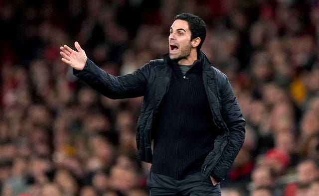 Mikel Arteta is giving all of his players a chance to prove themselves